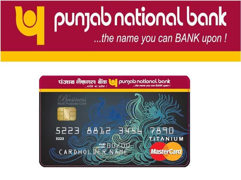 PNB Credit Card Hindi